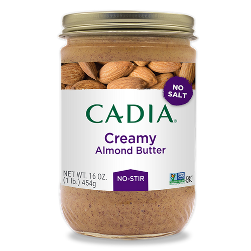 Creamy Almond Butter