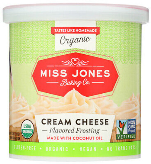 Cream Cheese Flavored Frosting