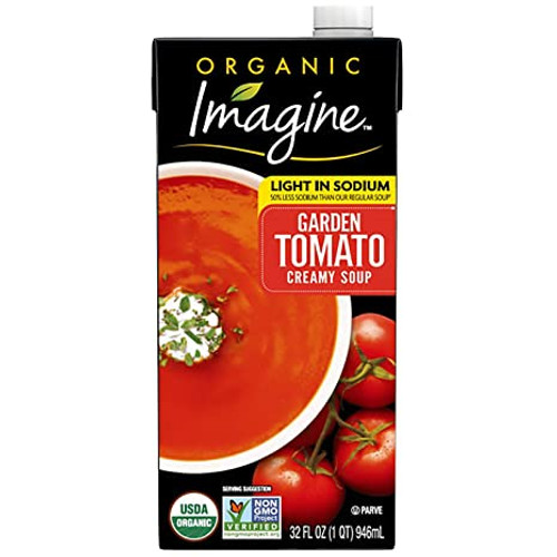 Garden Tomato Soup ORG