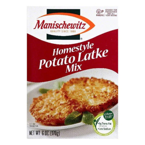 Homestyle Potato Latke Mix