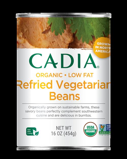 Refried Vegetarian Beans