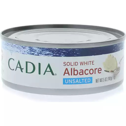 Albacore Tuna in Water (Unsalted)