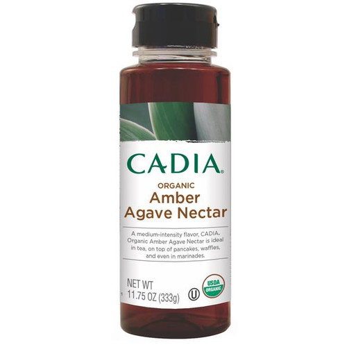 Amber Agave Nectar ORG