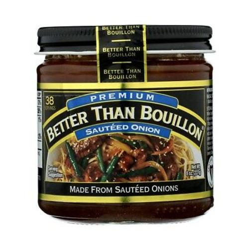 Sauteed Onion Soup Base