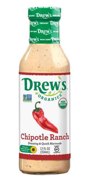 Chipotle Ranch Dressing and Quick Marinade