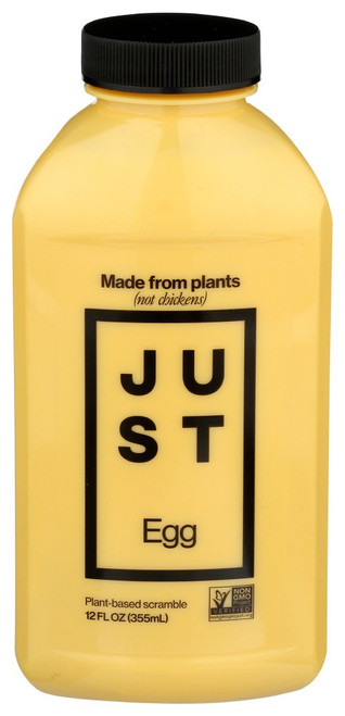 Plant Based Liquid Egg Alternative