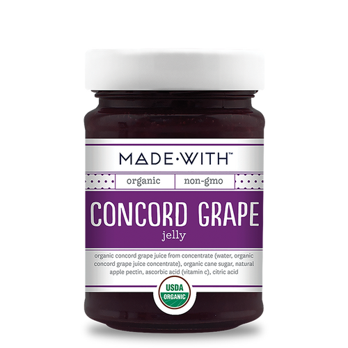 Concord Grape Jelly ORG