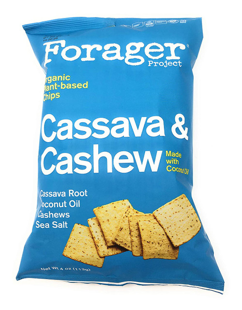 Cassava & Cashew Chips