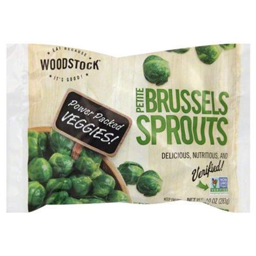Petite Brussels Sprouts Non GMO