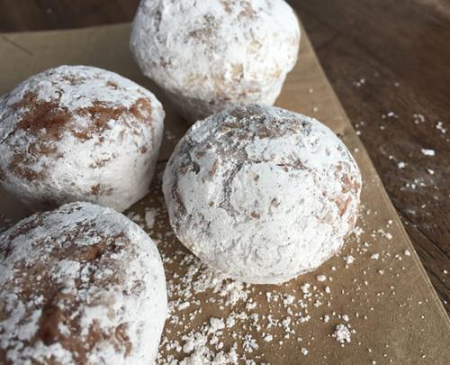 Bebop's Mini Donuts