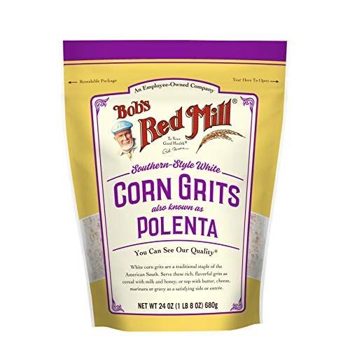 White Corn Polenta