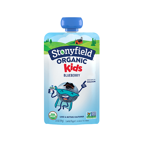 Kids Blueberry Yogurt ORG