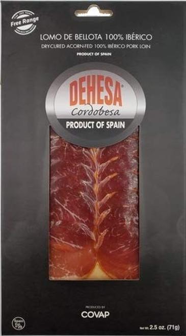 LOMO Dry Cured Iberico Pork Loin
