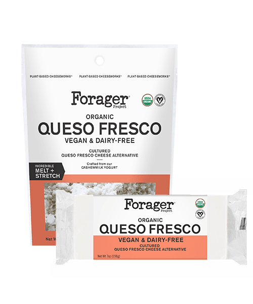 Queso Fresco Vegan & Dairy-Free