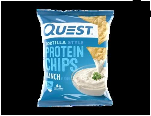 Ranch Tortilla Protein Chips