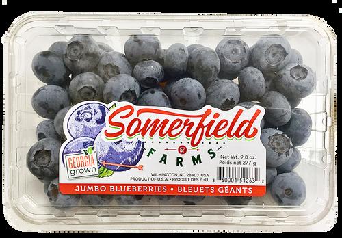 Blueberries  ORG