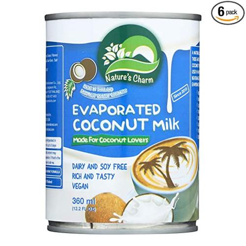 Evaporated Coconut Milk