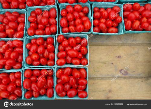 Grape  Tomatoes ORG  (PT)