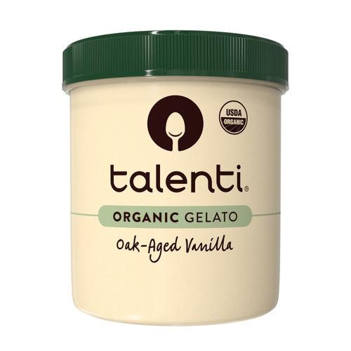 Oak Aged Vanilla Ice Cream ORG
