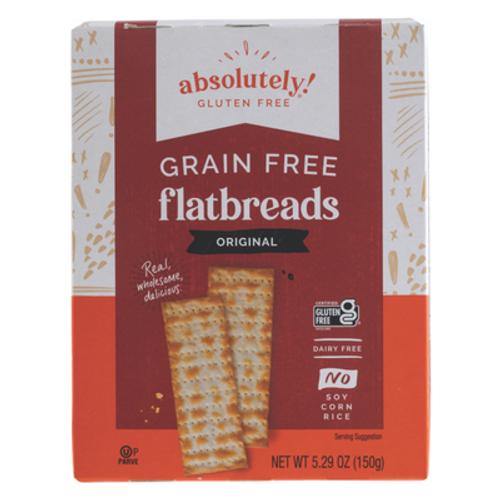 Grain Free Flatbreads GF