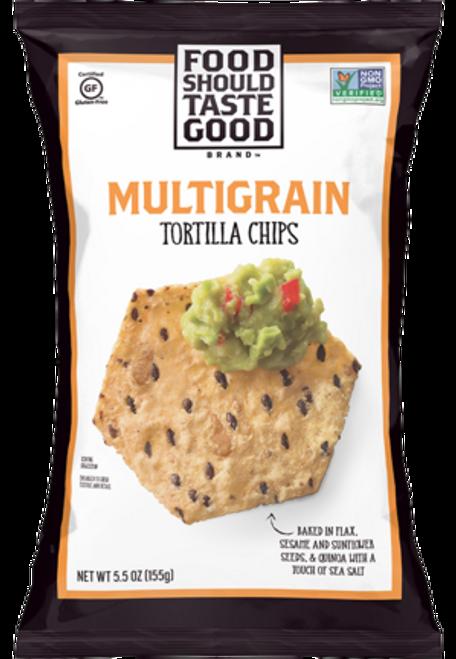 Tortilla Chips Multigrain