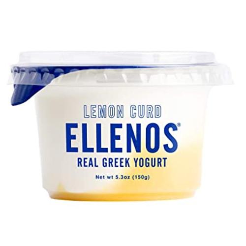 Lemon Curd Dessert Yogurt