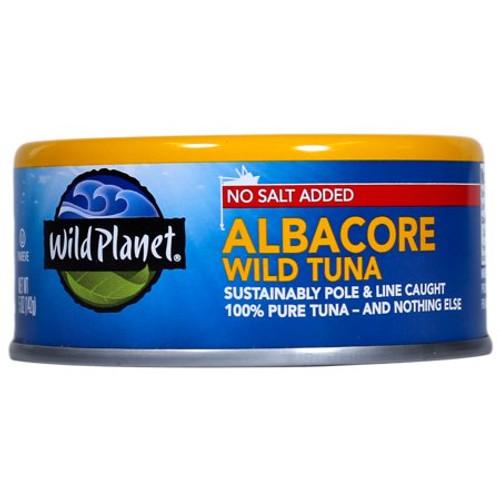 Albacore Wild Tuna