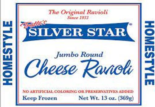 Jumbo Round Cheese Ravioli