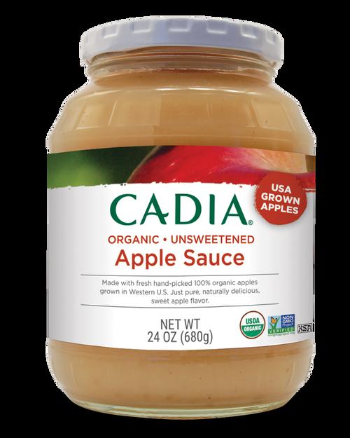 Apple Sauce Unsweetened ORG