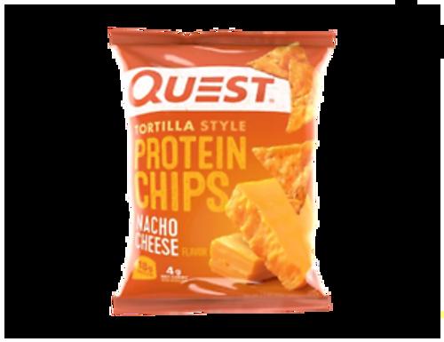 Nacho Tortilla Protein Chips