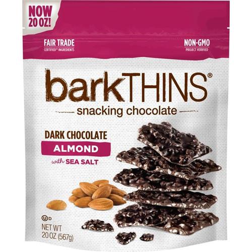 Dark Chocolate Almond & Sea Salt Snacking Chocolate