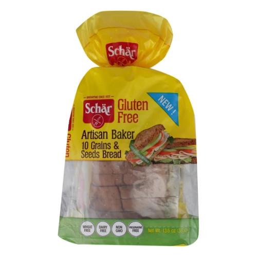 Artisan 10 Grain Bread GF