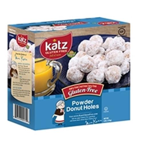 Powdered Donut Holes