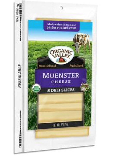 Muenster Cheese ORG