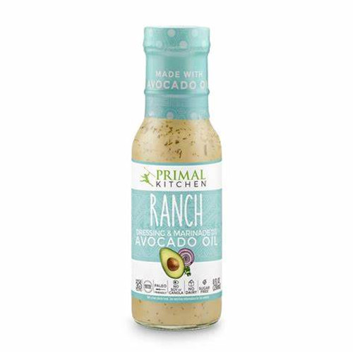 Ranch Dressing and Marinade with Avocado Oil
