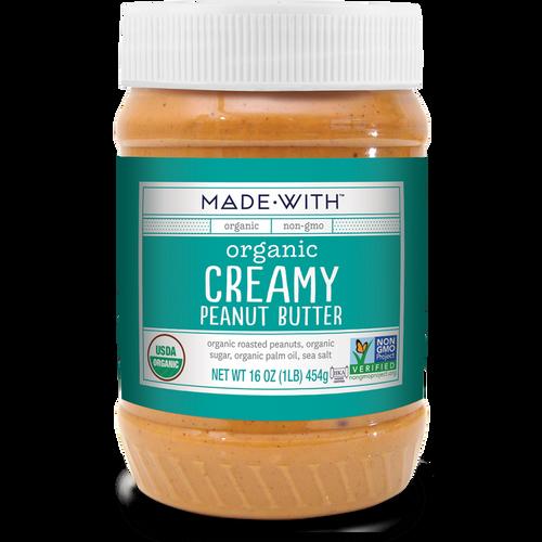 Creamy Peanut Butter ORG