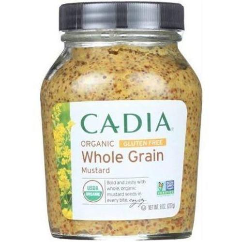 Whole Grain Mustard ORG
