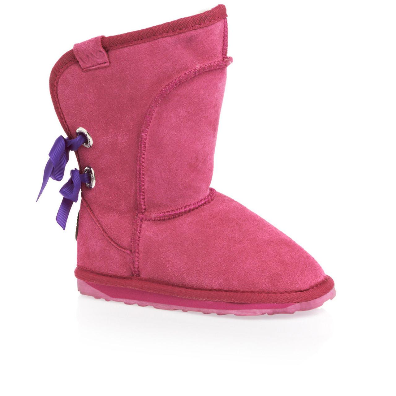 78aa28610ba Emu Lola - Hot Pink