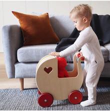 Moover Toys - Doll's Pram Natural