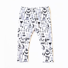 Mickey Rose Leggings - 5 Animal (LAST ONE LEFT - SIZE 18-24M)