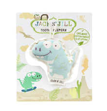 Jack and Jill Tooth Keeper - Dino