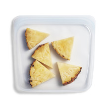 Stasher Silicone Sandwich Pouch - Clear