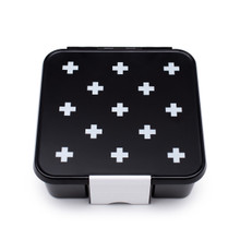 Little Lunch Box Co - Bento Three - White Cross