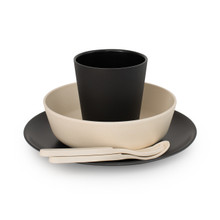bobo&boo Dinnerware Set - Monochrome