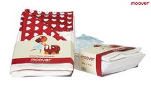Moover Toys - Pram Bedding Red
