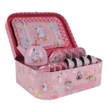 Tiger Tribe Vintage Tea Set - Kittens & Puppies (OUT OF STOCK)