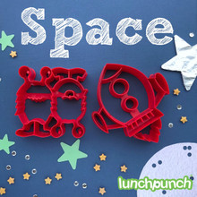 Lunch Punch (2 set) - Space