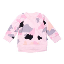 Milk & Masuki Baby Jumper - Colourdrift Meterage