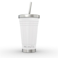 Montii Smoothie Cup - White (OUT OF STOCK)