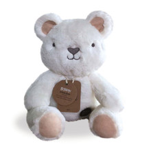 O.B. Designs Huggie - Byron Bear (White)